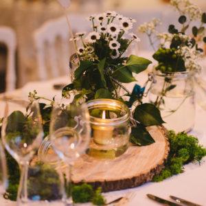 rondin bois location mariage finistère