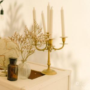 chandelier doré location mariage finistère