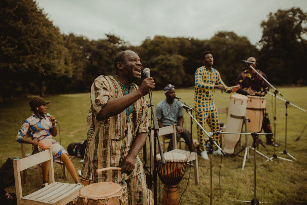 Musique Africaine Finistère