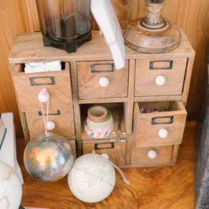 location armoire à tiroirs mariage finistère