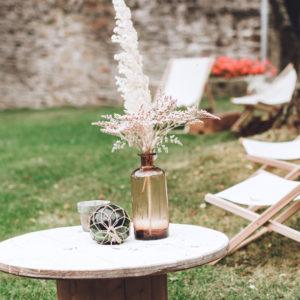 vase fumé location mariage finistère