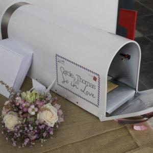 boîte aux lettres location mariage finistère