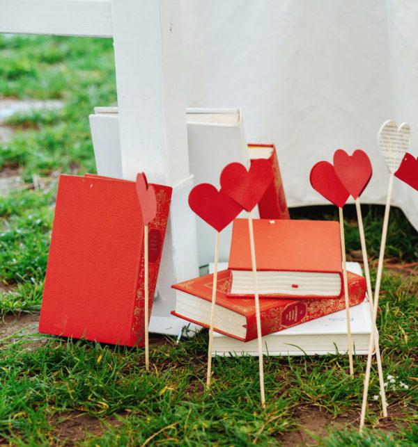 livre décoratif location mariage finistère